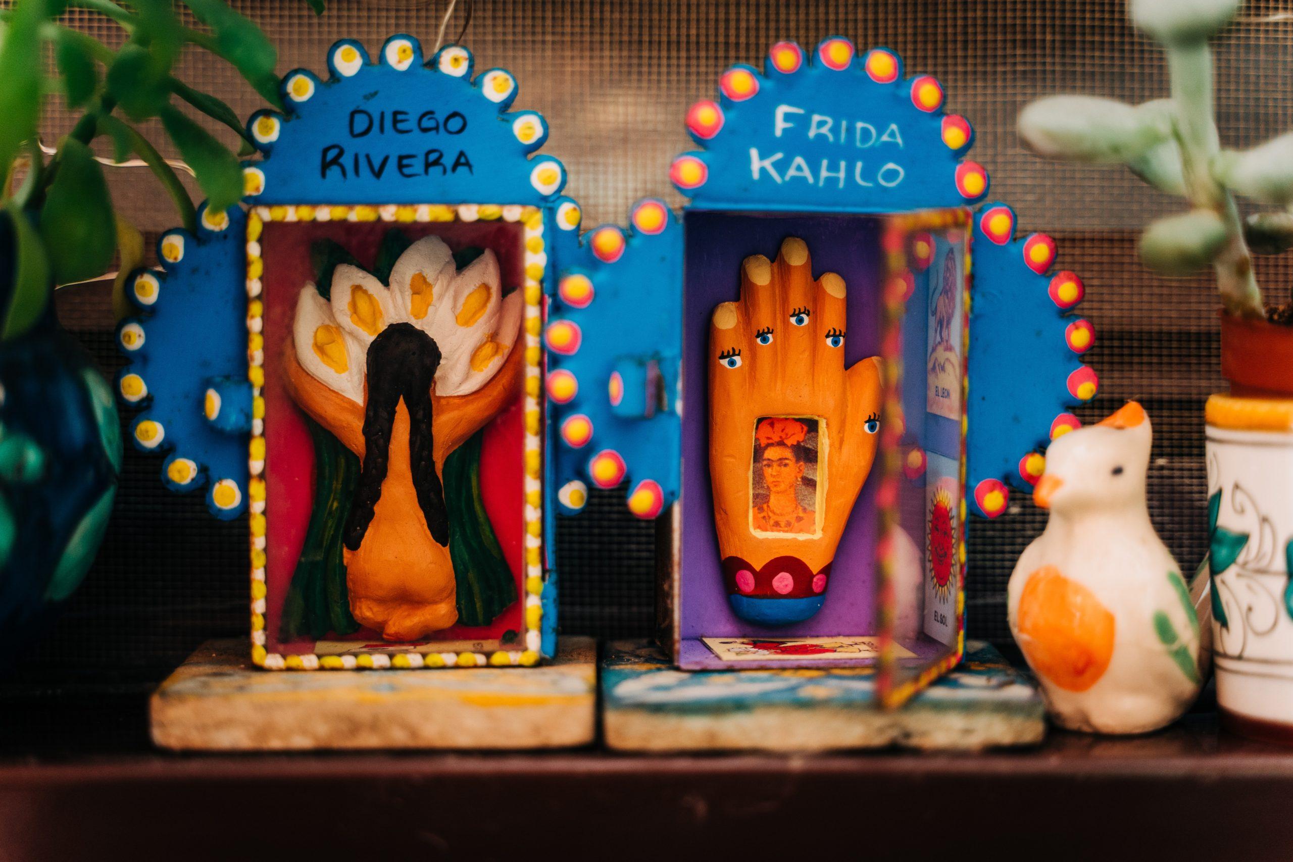 Autel Frida Kahlo